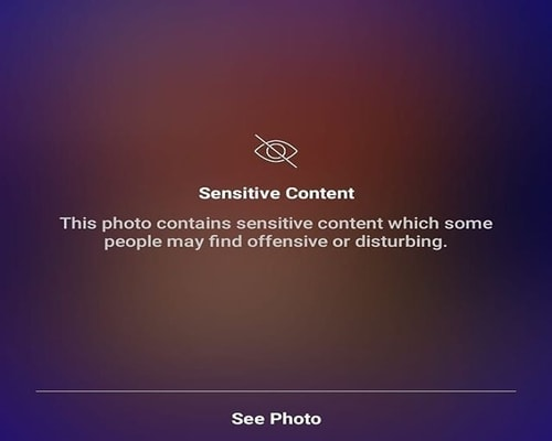 How to See Sensitive Content on Instagram Post and Story