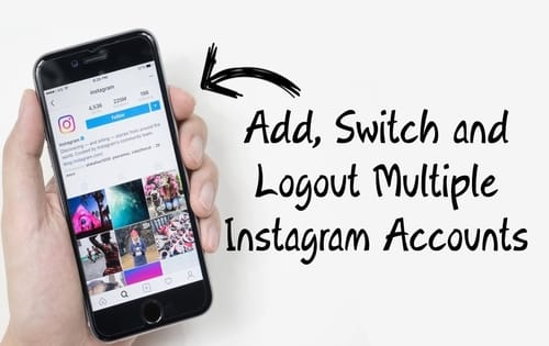 How to Manage Multiple Instagram Accounts with Switching- InstaModsAPK